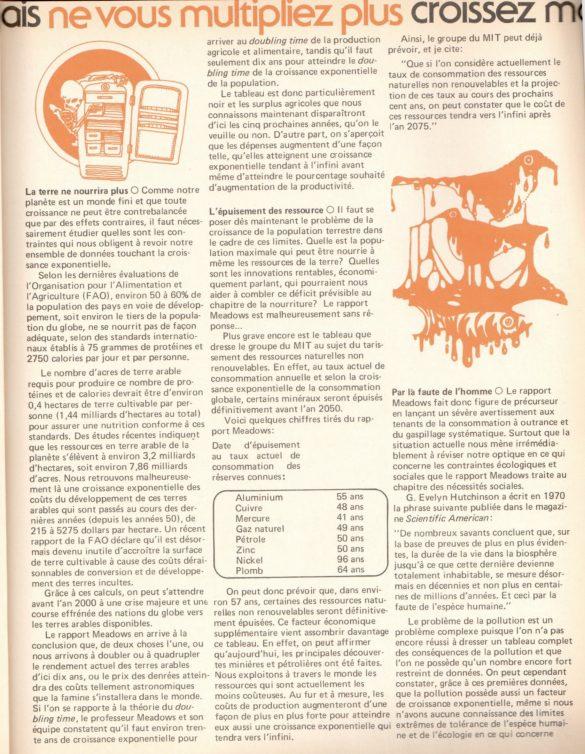 Québec Science, Août-Septembre 1972